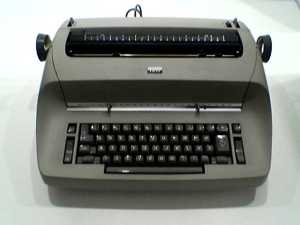 ibm selectric