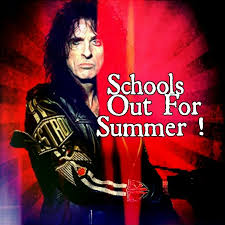 "Alice Cooper's ""School's Out for Summer"""