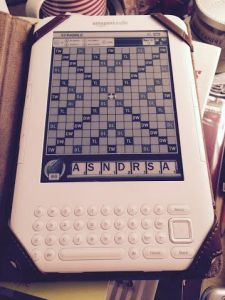 scrabble on kindle