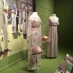 Downton Abbey costume exhibit