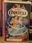 Cinderella vhs