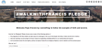walkwithfrancis pledge