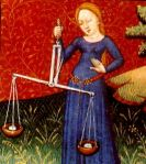 Libra Scales of Justice