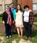 Easter Sunday Family Photo