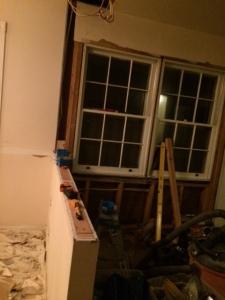 half wall