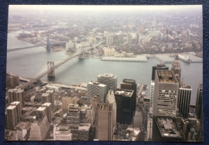 Brooklyn Bridge from WTC