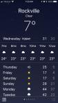 am temperatures