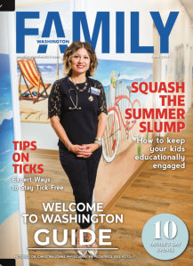 June Issue Washington Family Magazine